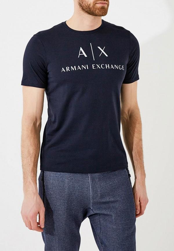 Футболка Armani Exchange Armani Exchange AR037EMZTE97 ветровка armani exchange armani exchange ar037emztb97