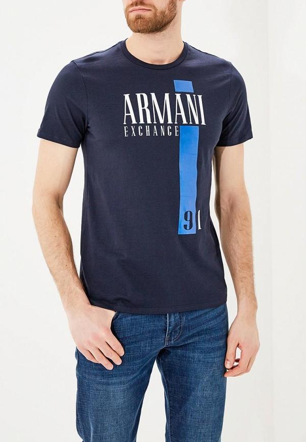 Фото Футболка Armani Exchange. Купить с доставкой
