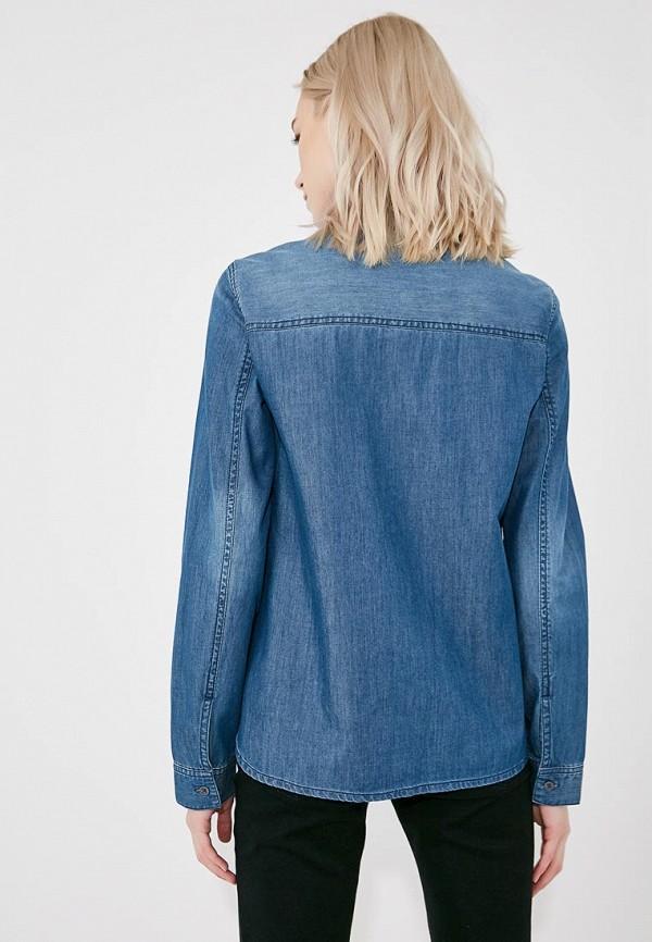 Фото Рубашка джинсовая Armani Exchange. Купить в РФ