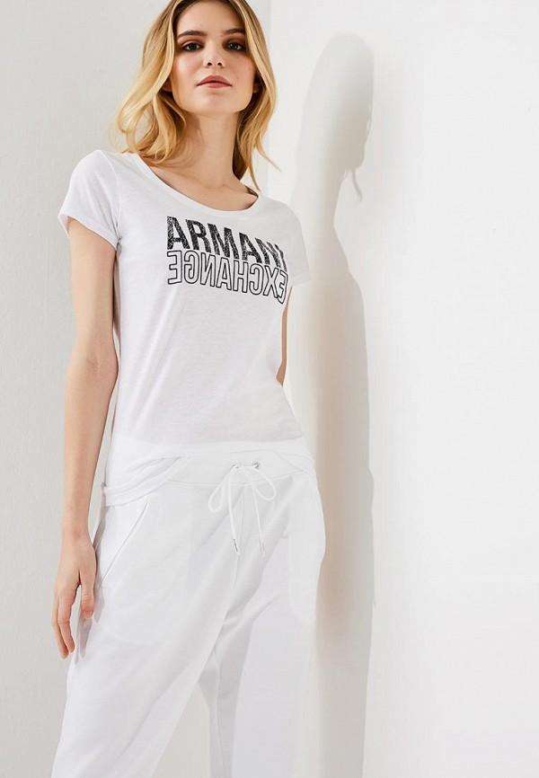 Футболка Armani Exchange Armani Exchange AR037EWPWQ87