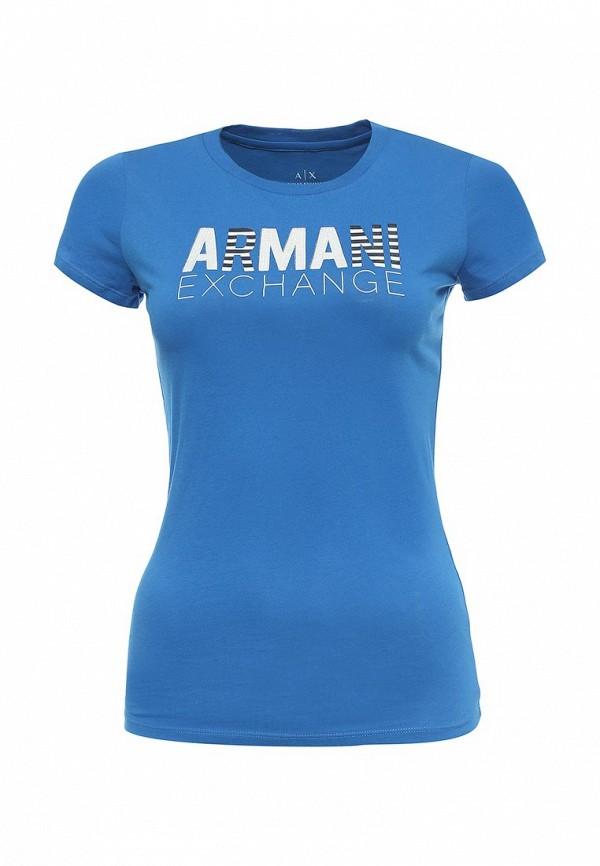 Футболка с коротким рукавом Armani Exchange 3YYTAT YJA8Z