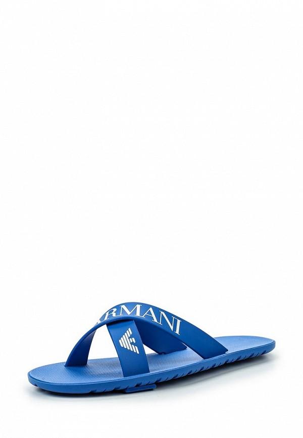 Сланцы Armani Junior 405511 7P062