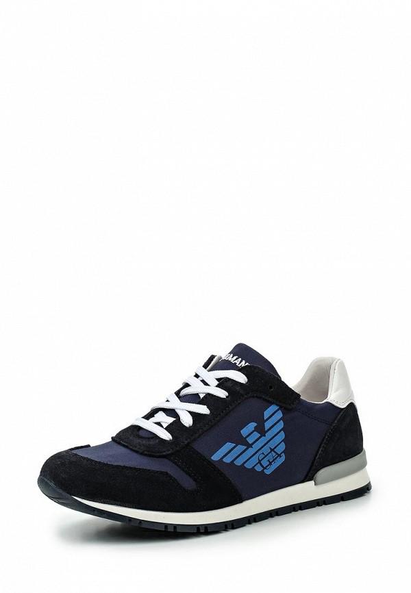 Мужские кроссовки Armani Junior 405513 7P064
