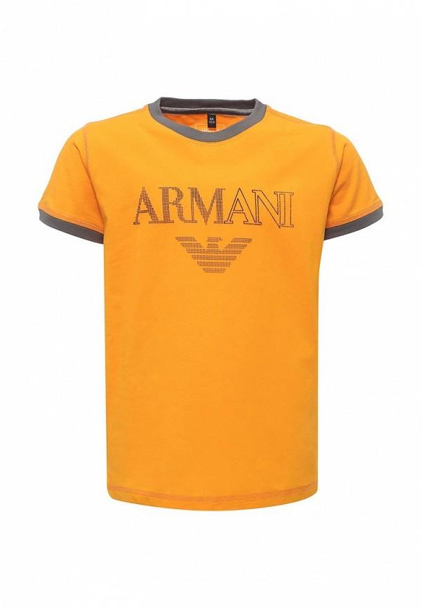 Футболка с коротким рукавом Armani Junior 3Y4T02 4J0AZ