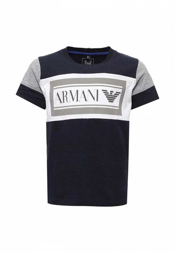 Футболка Armani Junior Armani Junior AR038EBUPV56