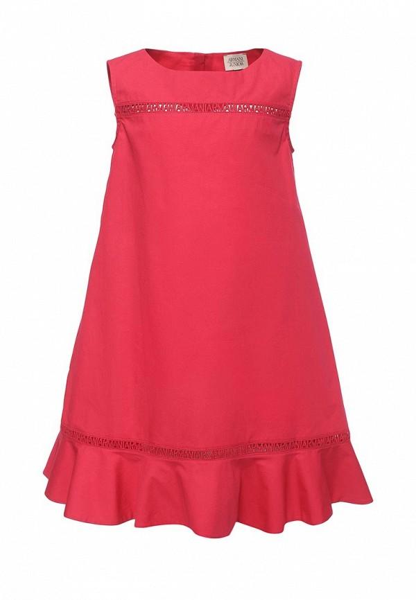 Платье Armani Junior Armani Junior AR038EGZZN48 платье armani junior armani junior ar038egupk77