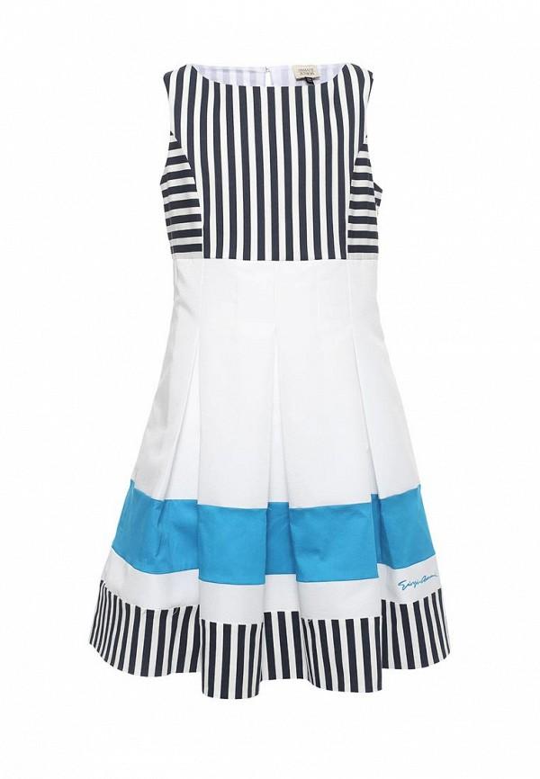Платье Armani Junior Armani Junior AR038EGZZN55 платье armani junior armani junior ar038egupk77
