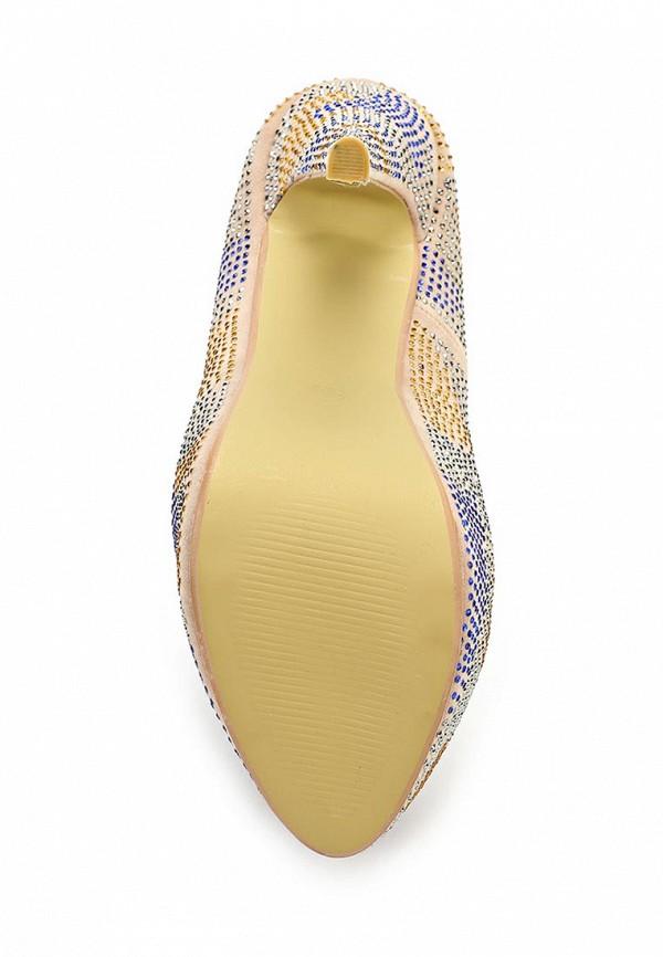 Туфли на шпильке ARZOmania 1869-8 beige: изображение 4