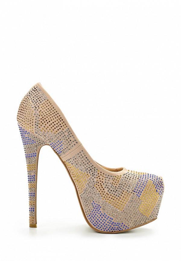 Туфли на шпильке ARZOmania 1869-8 beige: изображение 8