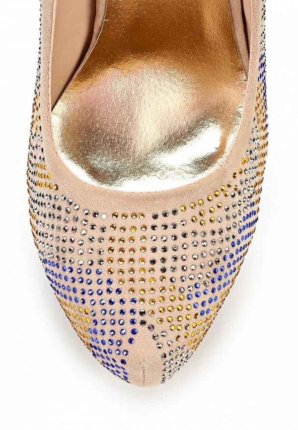 Туфли на шпильке ARZOmania 1869-8 beige: изображение 10