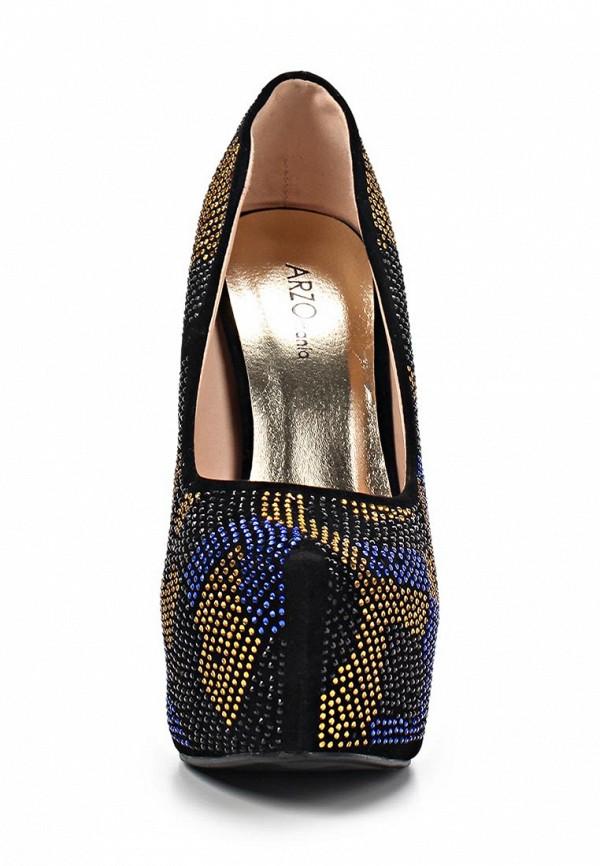 Туфли на шпильке ARZOmania 1869-8 black: изображение 6
