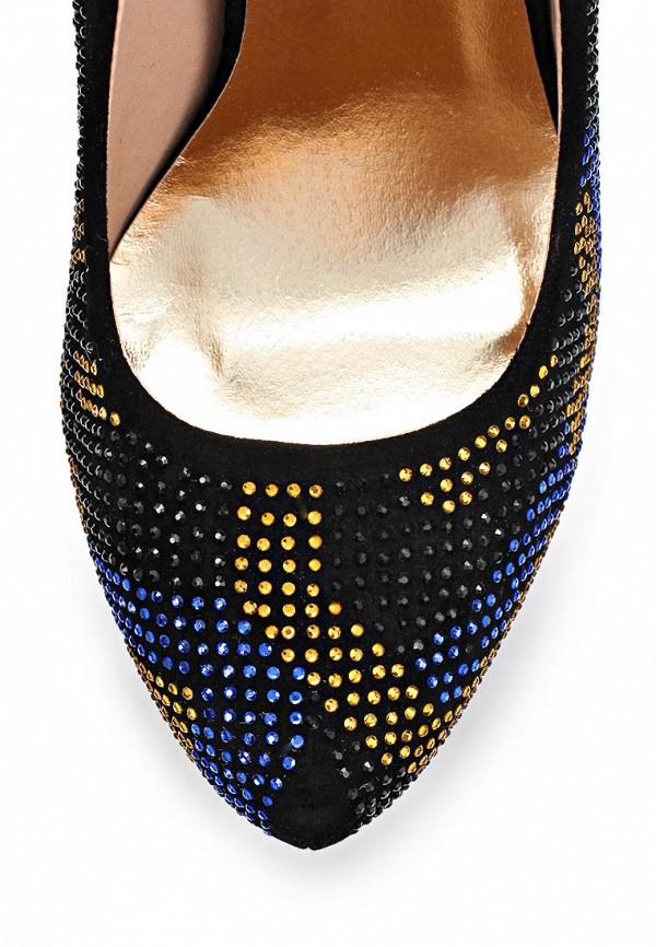 Туфли на шпильке ARZOmania 1869-8 black: изображение 10