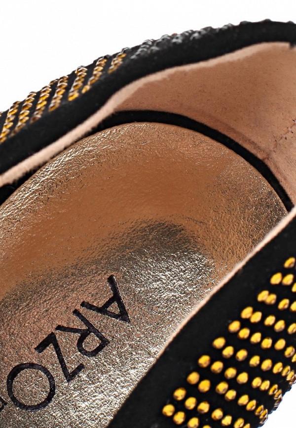 Туфли на шпильке ARZOmania 1869-8 black: изображение 12