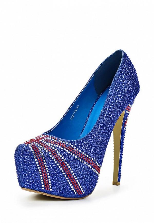 Туфли на каблуке ARZOmania 188-K5 blue: изображение 1