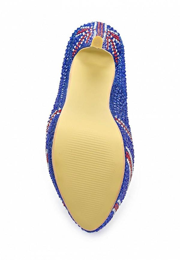 Туфли на каблуке ARZOmania 188-K5 blue: изображение 4