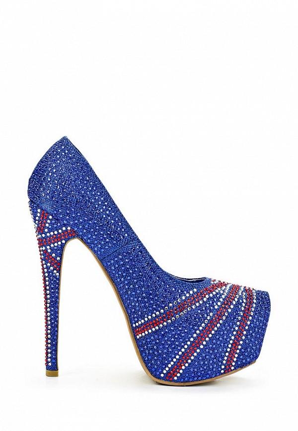 Туфли на каблуке ARZOmania 188-K5 blue: изображение 8