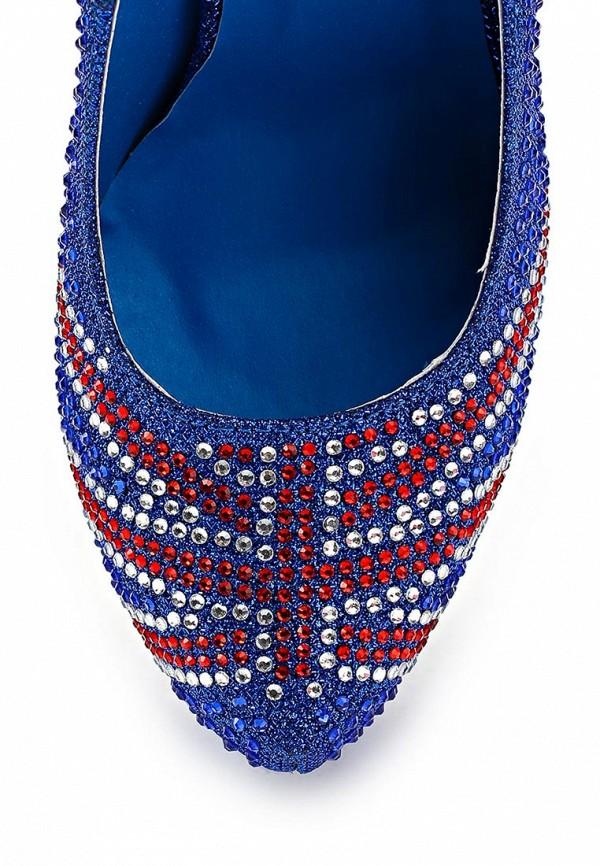 Туфли на каблуке ARZOmania 188-K5 blue: изображение 10