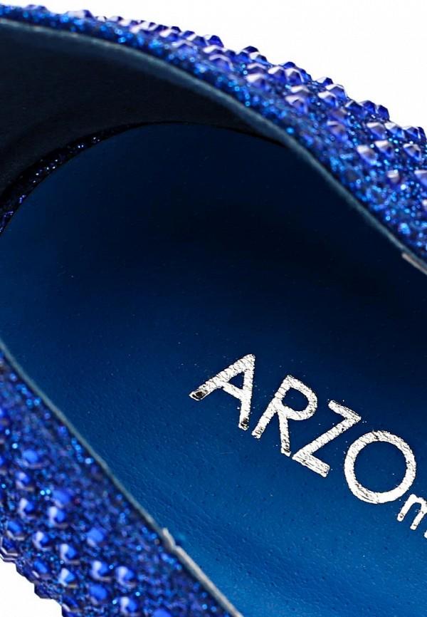 Туфли на каблуке ARZOmania 188-K5 blue: изображение 12