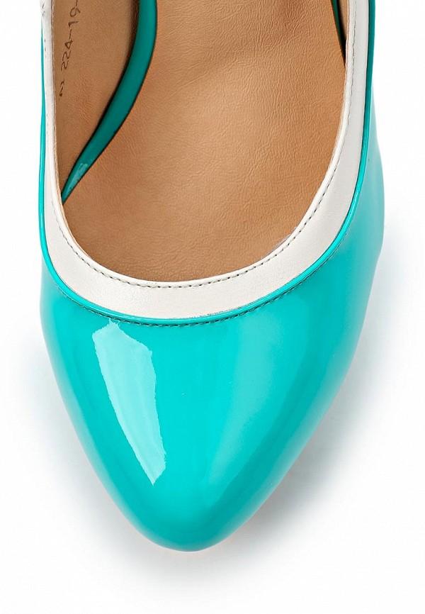 Туфли на каблуке ARZOmania AI 224-19: изображение 5