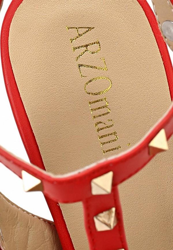 Босоножки на каблуке ARZOmania AI 273-3: изображение 12