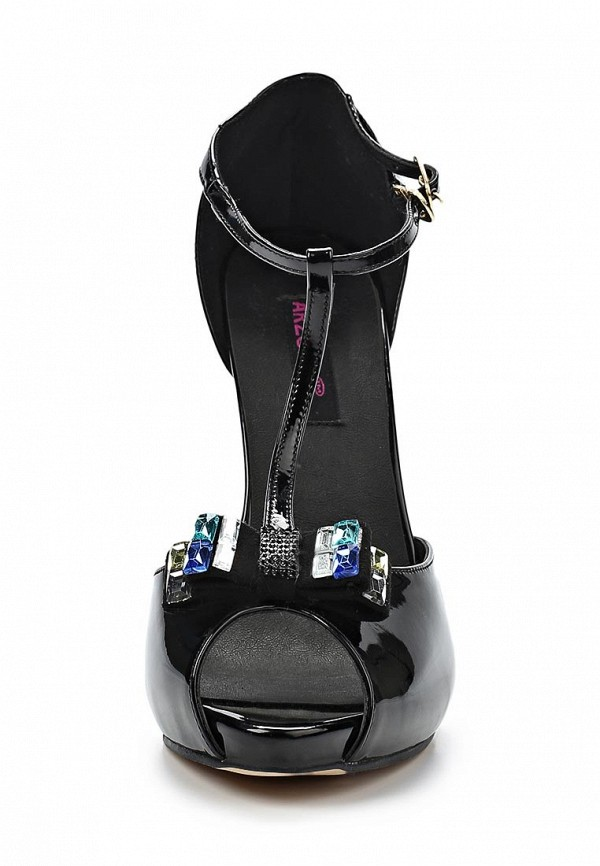 Босоножки на каблуке ARZOmania AI 285-11: изображение 3