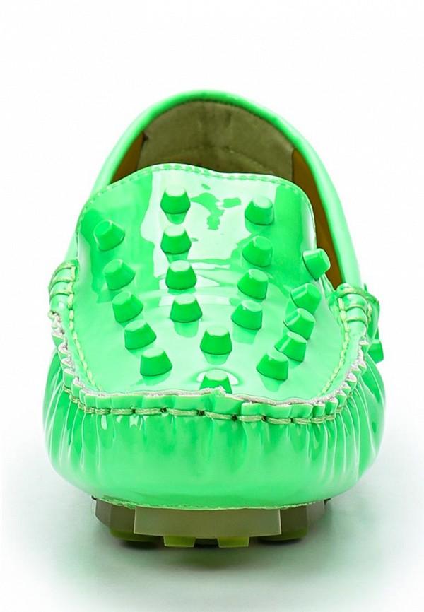 Женские мокасины ARZOmania F 218-2 green: изображение 3