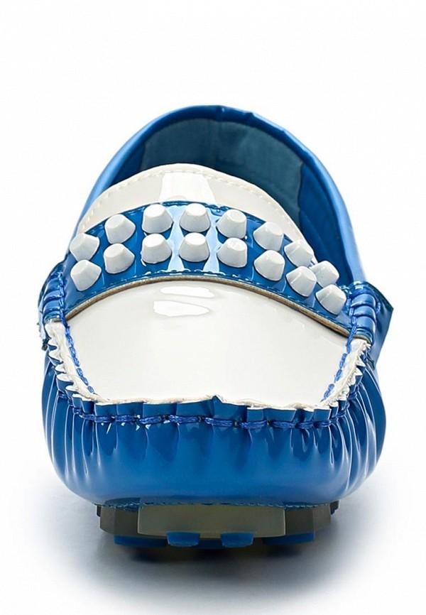 Женские мокасины ARZOmania F 218-3 blue/white: изображение 3
