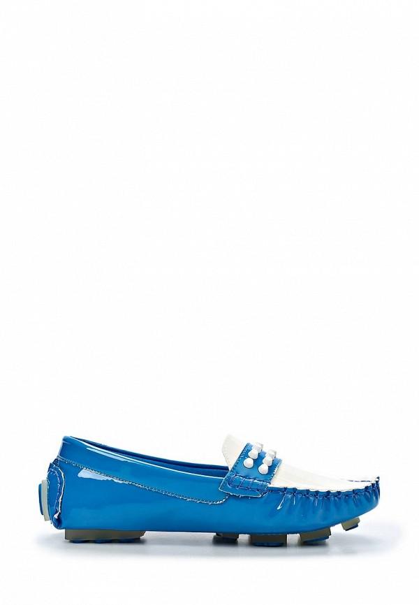Женские мокасины ARZOmania F 218-3 blue/white: изображение 4