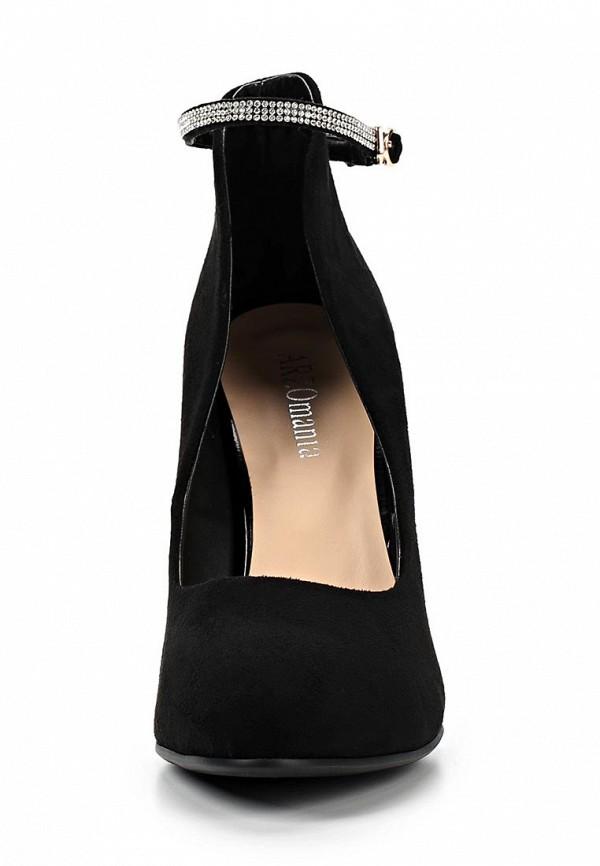 Туфли на каблуке ARZOmania T 814-10: изображение 6
