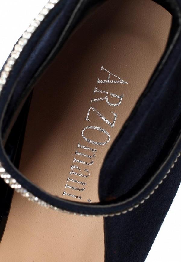 Туфли на каблуке ARZOmania T 814-6: изображение 11