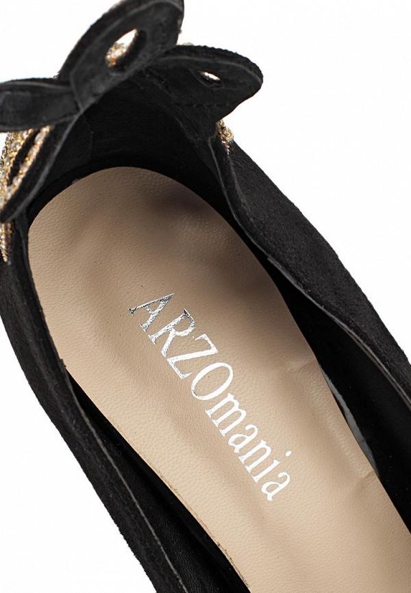 Туфли на каблуке ARZOmania T 815-10: изображение 12