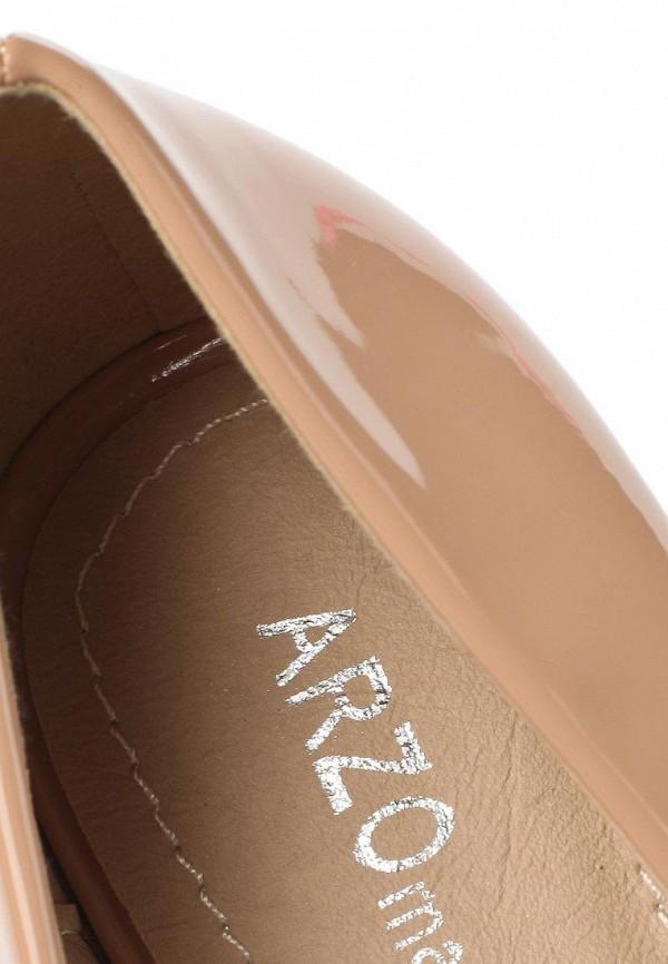 Туфли на плоской подошве ARZOmania L 6-3: изображение 6