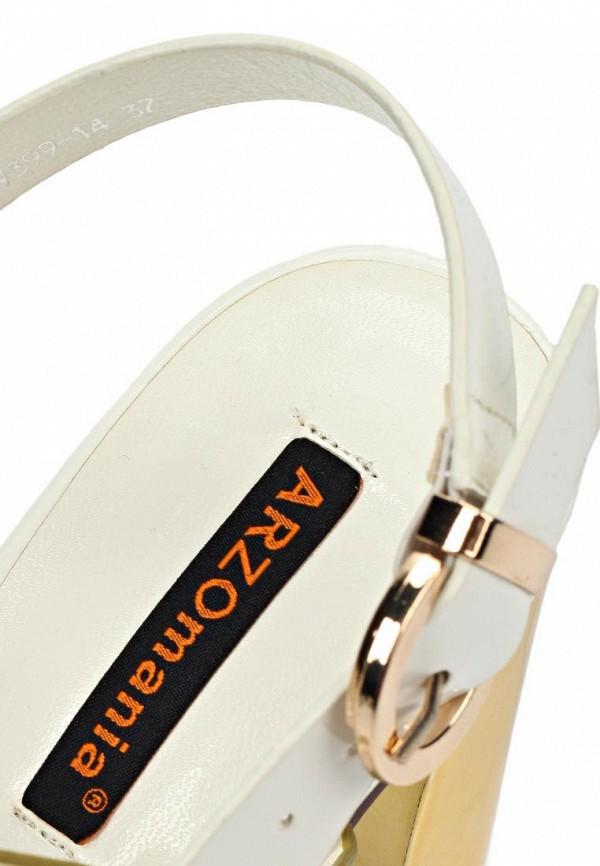 Босоножки на каблуке ARZOmania CV 399-14: изображение 12