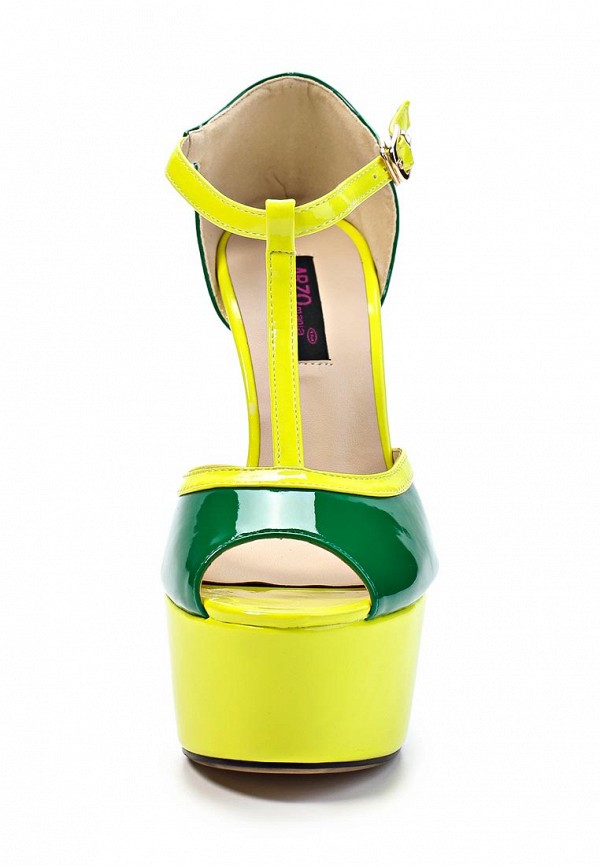 Босоножки на каблуке ARZOmania AS 483-7: изображение 6