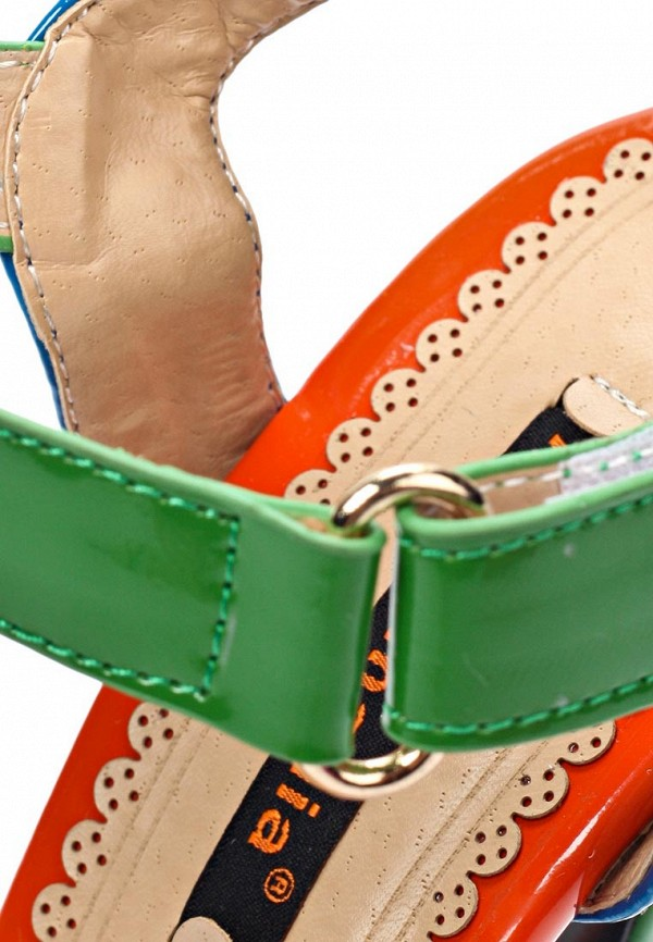 Босоножки на каблуке ARZOmania CV 442-6: изображение 6
