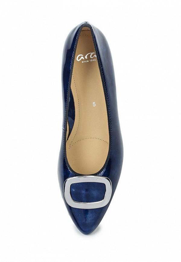Туфли на плоской подошве ARA 12-33062-02