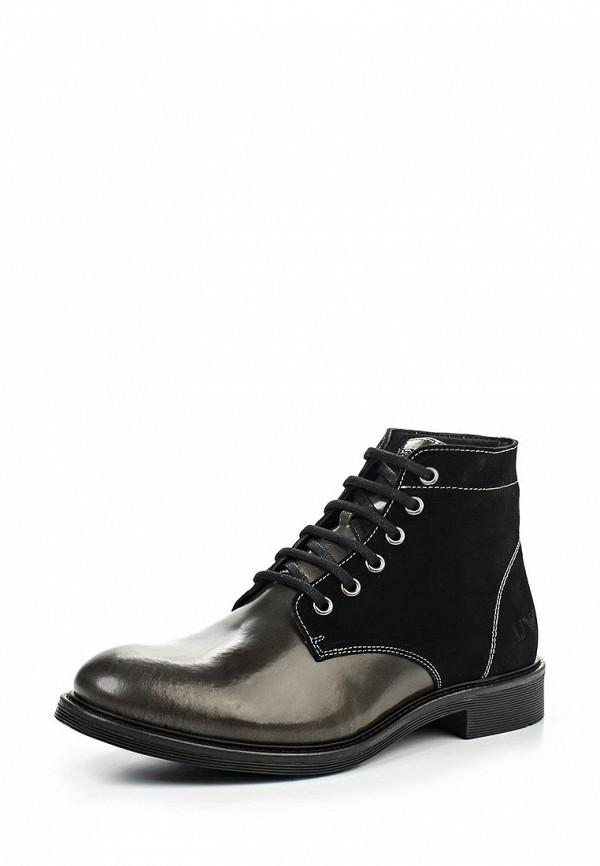 Мужские ботинки Armani Jeans (Армани Джинс) B6586 63: изображение 1