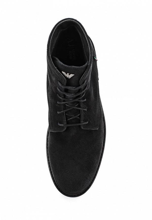 Мужские ботинки Armani Jeans (Армани Джинс) B6597 45: изображение 4