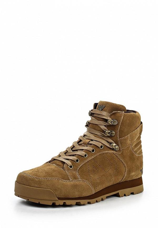 Мужские ботинки Armani Jeans (Армани Джинс) B6567 97: изображение 1