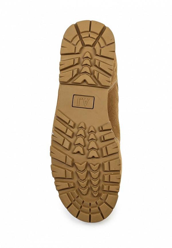 Мужские ботинки Armani Jeans (Армани Джинс) B6567 97: изображение 3