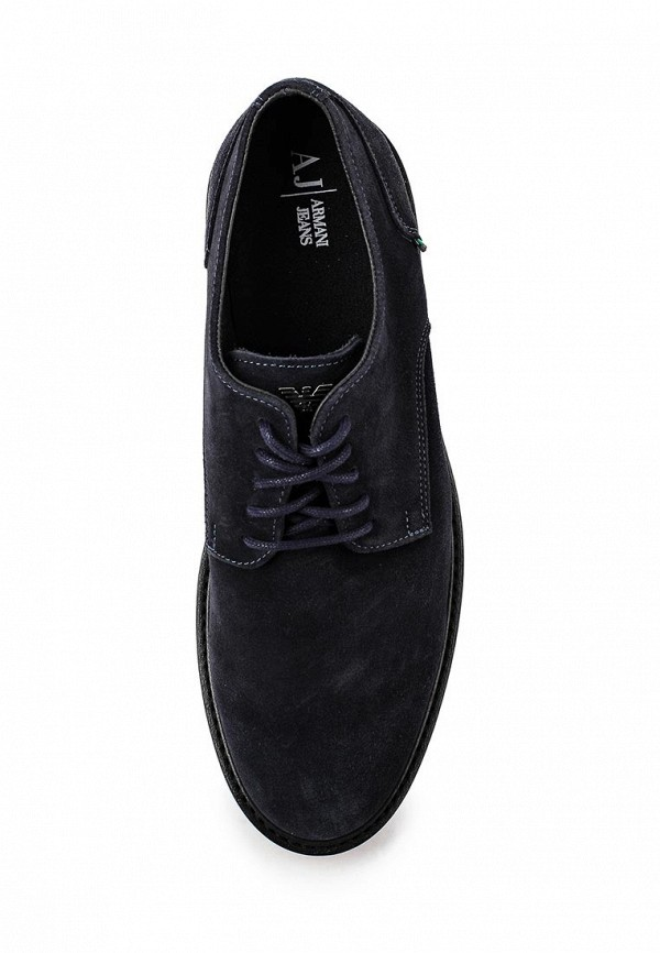 Мужские туфли Armani Jeans (Армани Джинс) B6596 45: изображение 4