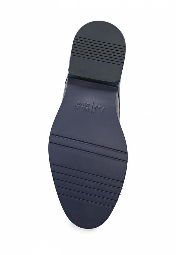 Мужские туфли Armani Jeans (Армани Джинс) B6554 17: изображение 3