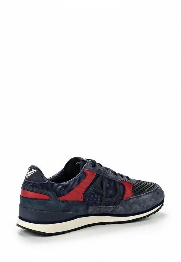 Мужские кроссовки Armani Jeans (Армани Джинс) B6512 76: изображение 2