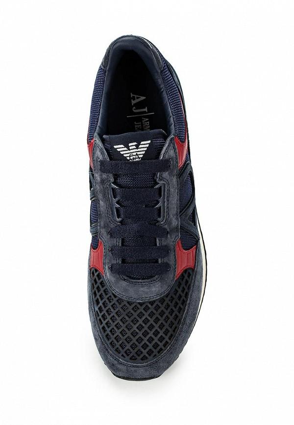 Мужские кроссовки Armani Jeans (Армани Джинс) B6512 76: изображение 4