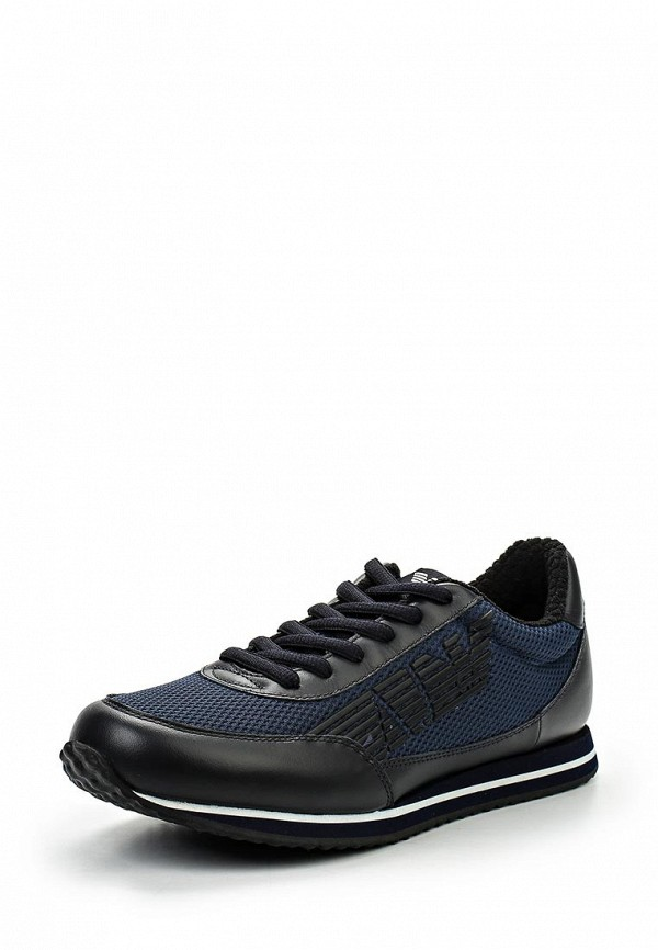 Мужские кроссовки Armani Jeans (Армани Джинс) B6542 81: изображение 1