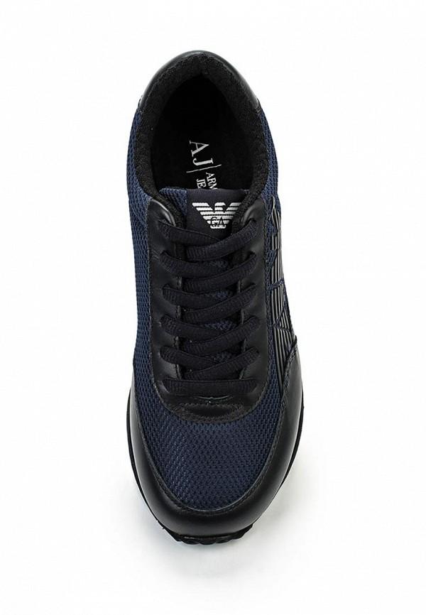 Мужские кроссовки Armani Jeans (Армани Джинс) B6542 81: изображение 4