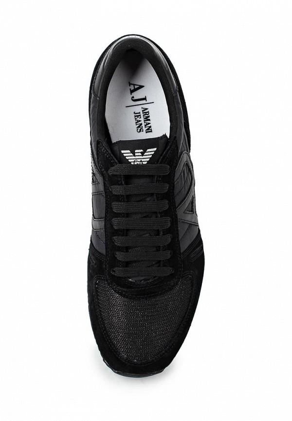 Мужские кроссовки Armani Jeans (Армани Джинс) B6524 32: изображение 4