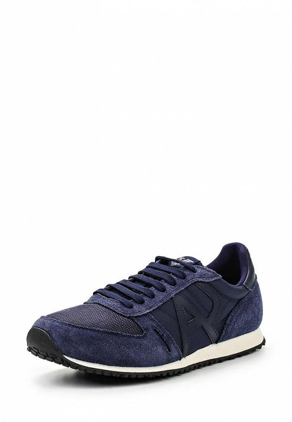 Мужские кроссовки Armani Jeans (Армани Джинс) B6524 32: изображение 1