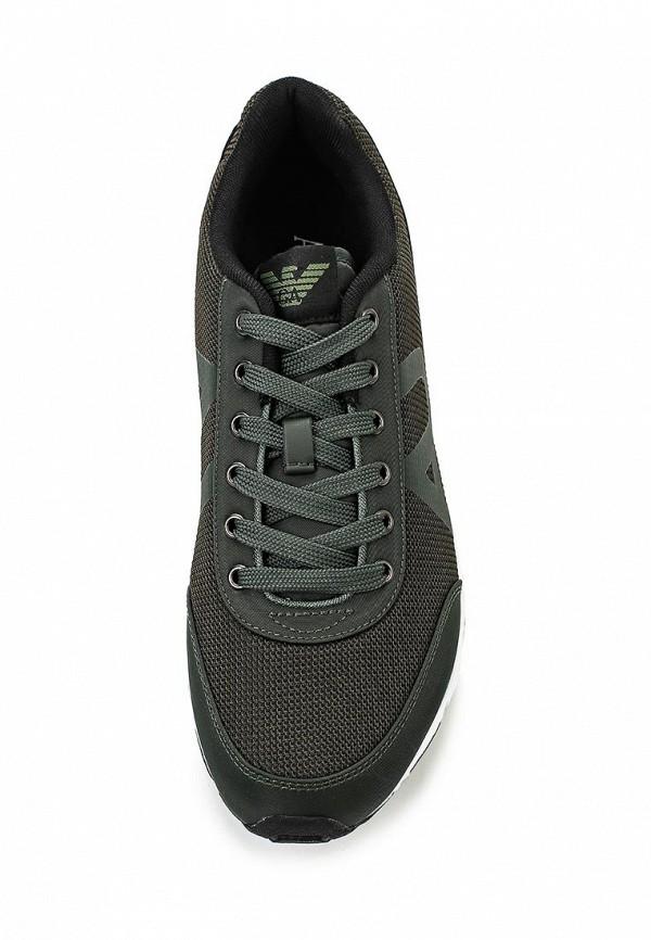 Мужские кроссовки Armani Jeans (Армани Джинс) B6505 56: изображение 4
