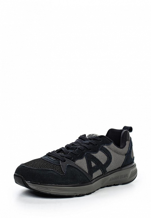 Мужские кроссовки Armani Jeans (Армани Джинс) B6510 95: изображение 1